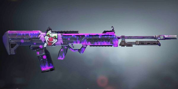 Get S36 Evil Clown for Free in Call of Duty Mobile.