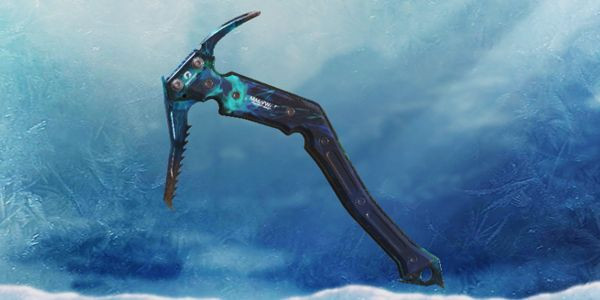 Call of Duty Mobile: Ice Axe- Shattered