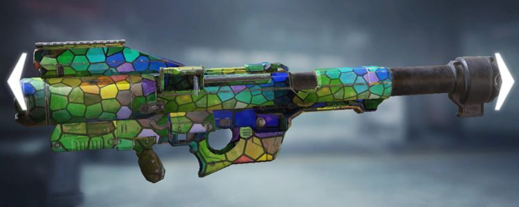 FHJ18 Skins Stained Glass in Call of Duty Mobile
