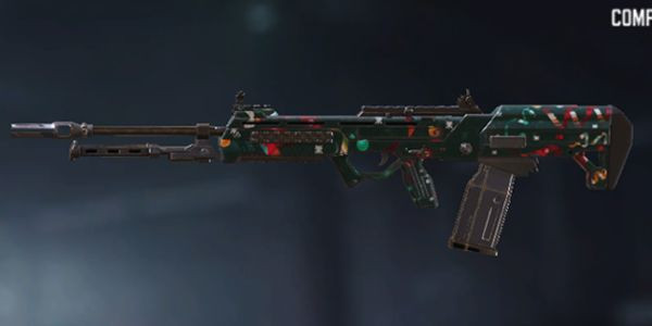 S36 skins Holiday Ribbons in Call of Duty Mobile - zilliongamer