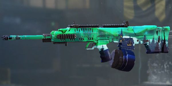 UL736 skins Aurora Borealis in Call of Duty Mobile - zilliongamer