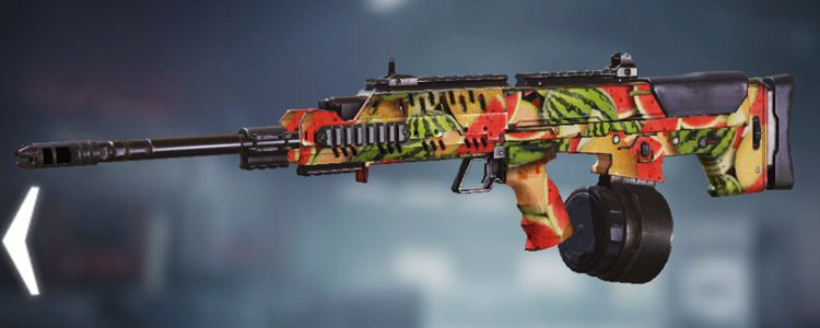 UL736 skins Melon in Call of Duty Mobile - zilliongamer