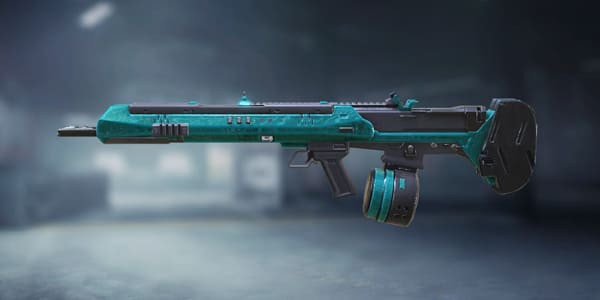 COD Mobile UL736 Teal Seal Skin - zilliongamer
