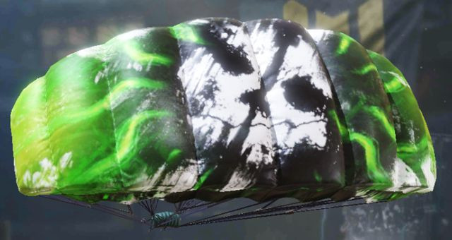 Parachute skins: G-Series in Call of Duty Mobile - zilliongamer