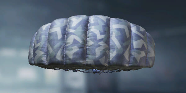 COD Mobile Parachute skin: Angles - zilliogamer
