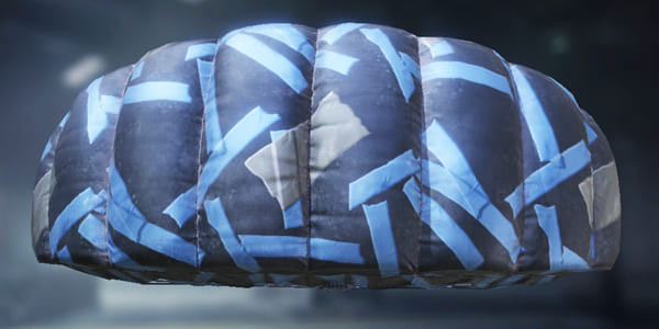 COD Mobile Parachute skin: Taped - zilliogamer