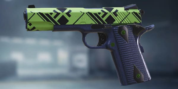 COD Mobile MW11 Black Lime - zilliongamer
