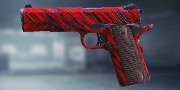 COD Mobile MW11 Brushed Red - zilliongamer