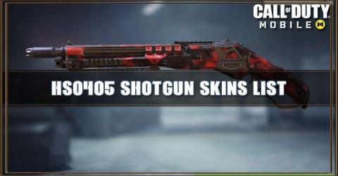 HS0405 Skins List