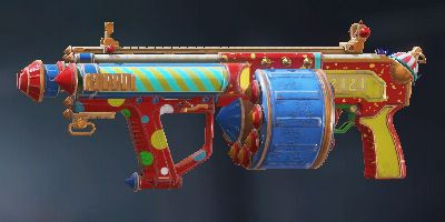 COD Mobile Striker skin: New Year'20 - zilliongamer