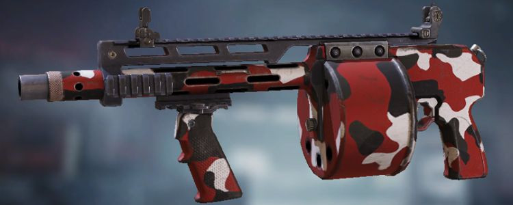 Striker skins Red in Call of Duty Mobile - zilliongamer