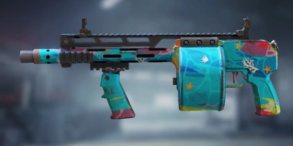 Striker skins Tropical in Call of Duty Mobile - zilliongamer