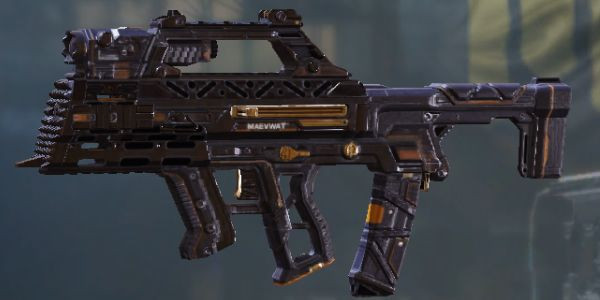 Chicom CQB skin in Call of Duty Mobile - zilliongamer