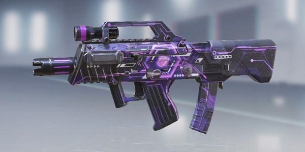 COD Mobile Chicom Irradiated Amethyst skin - zilliongamer
