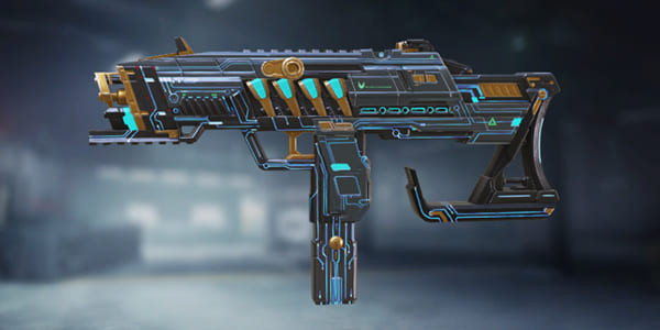 COD Mobile MSMC Space Station skin - zilliongamer