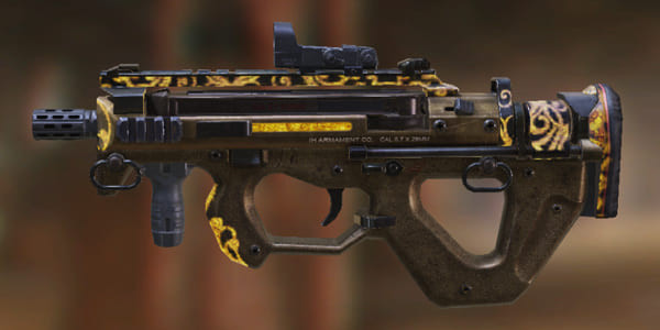 COD Mobile PDW-57 - Narcissist skin - zilliongamer