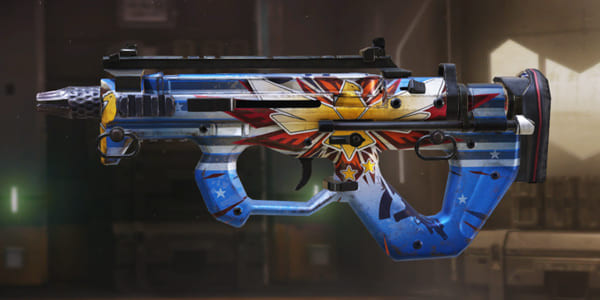 COD Mobile PDW-57 Section skin - zilliongamer