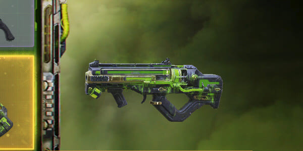 COD Mobile PDW-57 Toxic Waste skin - zilliongamer