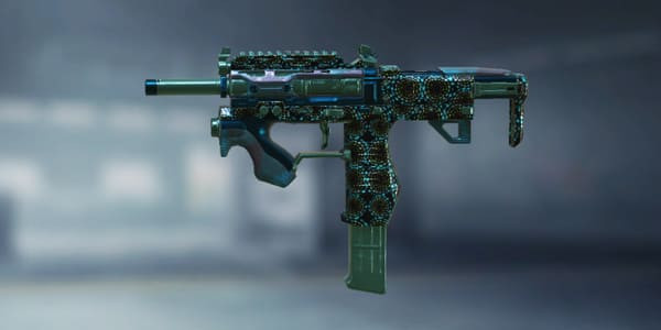Pharo Skin: Scatter Force in Call of Duty Mobile.