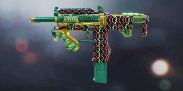 Pharo Skin: Static Electricity in Call of Duty Mobile.