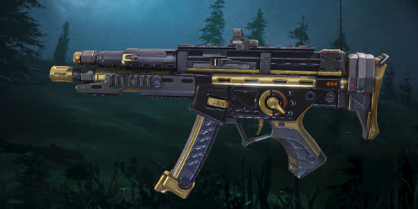COD Mobile QQ9 Black Gold skin - zilliongamer