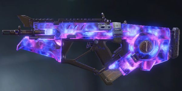 Razorback Skin: Dark Matter in Call of Duty Mobile.