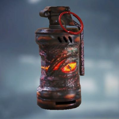 Magical Eye Smoke Grenade skin in Call of Duty Mobile