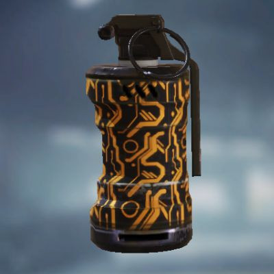 Technologic Smoke Grenade skin in Call of Duty Mobile