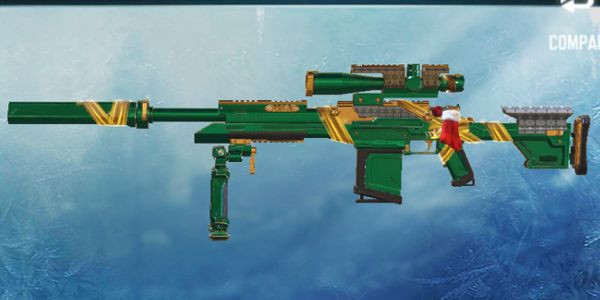 DL Q33 Holiday skin in Call of Duty Mobile.