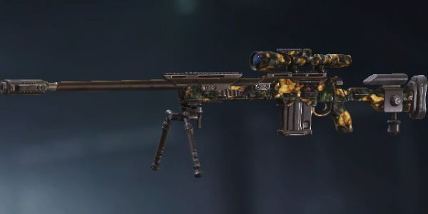DL Q33 Jingle Bells skin in Call of Duty Mobile.