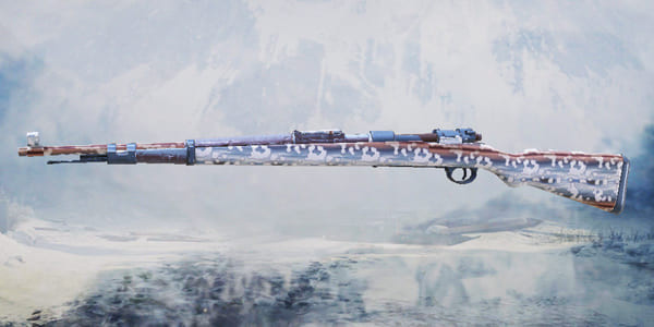 Call of Duty Mobile Kilo Bolt-Action Snow Stream - zilliongamer