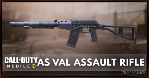 AS VAL Stats, Attachment, & Skin