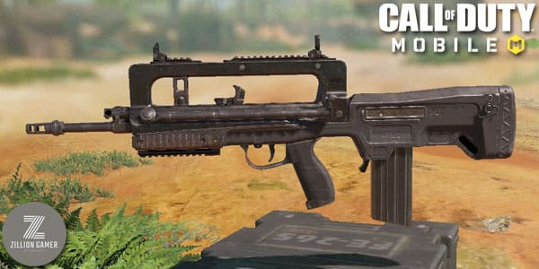 Call of Duty Mobile FR.556 Assault Rifle guide - zilliongamer