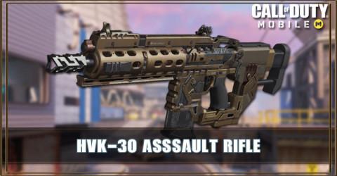 HVK-30 Stats, Attachment, & Skin