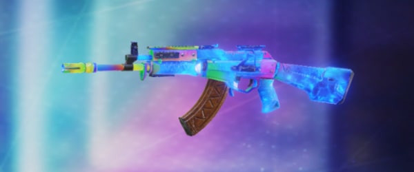 COD Mobile KN-44 Skin: Color Spectrum - zilliongamer