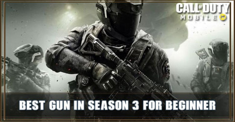 COD Mobile Best Gun In Season 3 Beginner Should Use