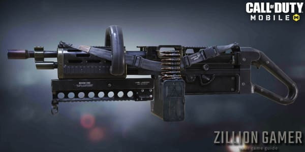 Chopper LMG | Call of Duty Mobile - zilliongamer