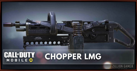 Chopper Stats, Attachment, & Skins
