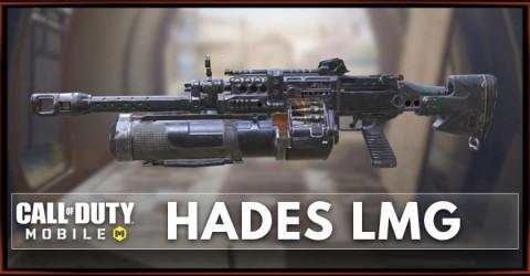 Hades Stats, Attachment, & Skin