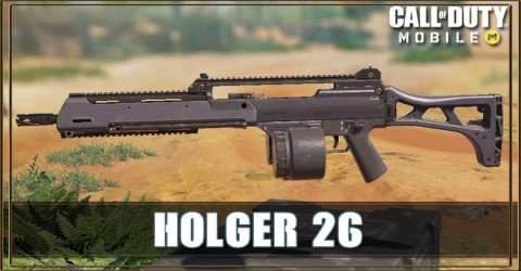 Holger 26 Stats, Attachment, & Skin