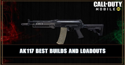 AK117 Best Builds & Loadouts in COD Mobile