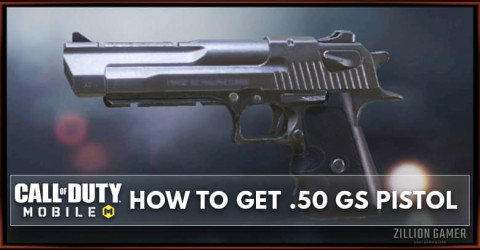 How To Get .50 GS in Call of Duty Mobile
