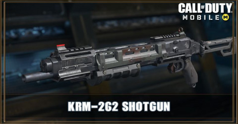 KRM-262 Stats, Attachment, & Skin
