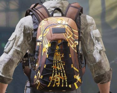 Backpack skins list in Call of Duty Mobile.