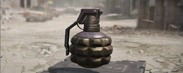 Frag Grenade Skins List Call of Duty Mobile
