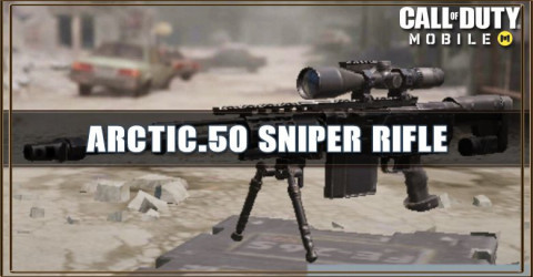 Arctic.50 Stats, Attachment, & Skin