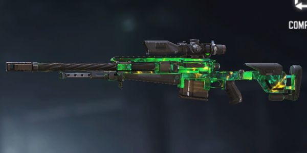 Locus skin: Cosmos | Call of Duty Mobile - zilliongamer