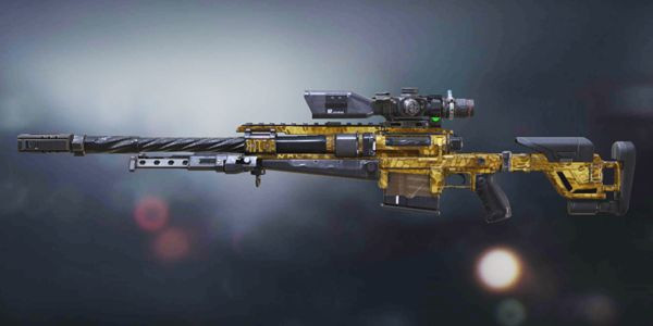 Locus skin: Yellow Snake | Call of Duty Mobile - zilliongamer