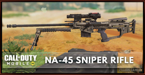 NA-45 Stats, Attachment, & Skin