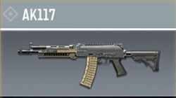 AK117 vs ICR-1 Comparison in Call of Duty Mobile.